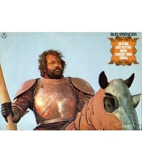 Hector, der Ritter ohne Furcht und Tadel (Bud Spencer) 24 Aushangfotos