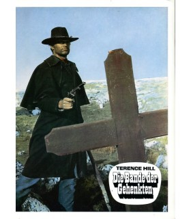 Get the Coffin Ready (Terence Hill) 12 LCs + 4 Text Cards