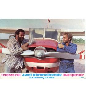 Zwei Himmelhunde auf dem Weg zur Hölle (Terence Hill, Bud Spencer) 14 Aushangfotos