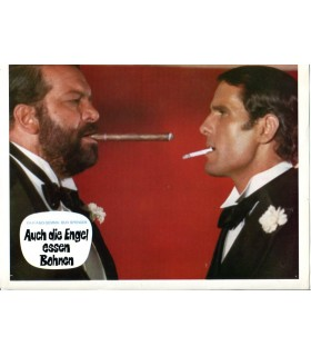 Even Angels Eat Beans (Bud Spencer) 15 LCs + 4 Text Cards