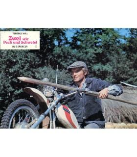 Zwei wie Pech und Schwefel (Terence Hill, Bud Spencer) 12 Aushangfotos
