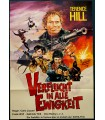 The Tough and the Mighty (Terence Hill) Movie Poster