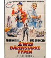 Go for It (Terence Hill, Bud Spencer) One Sheet