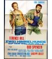 Zwei Himmelhunde auf dem Weg zur Hölle (T. Hill, Bud Spencer) Plakat A1