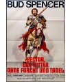 Hector, Ritter ohne Furcht und Tadel (Bud Spencer) Plakat A1