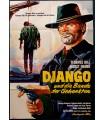 Django und die Bande der Gehenkten (Terence Hill) Filmplakat A1